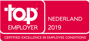 Top employer Nederland 2019