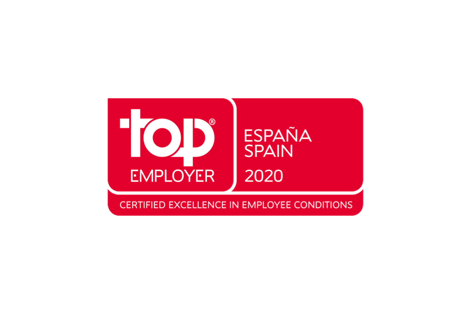 Top Employer Spain 2020
